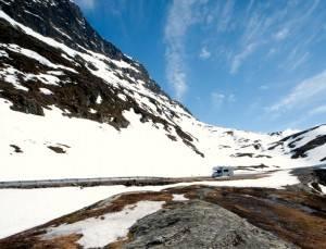 rv travel in winter