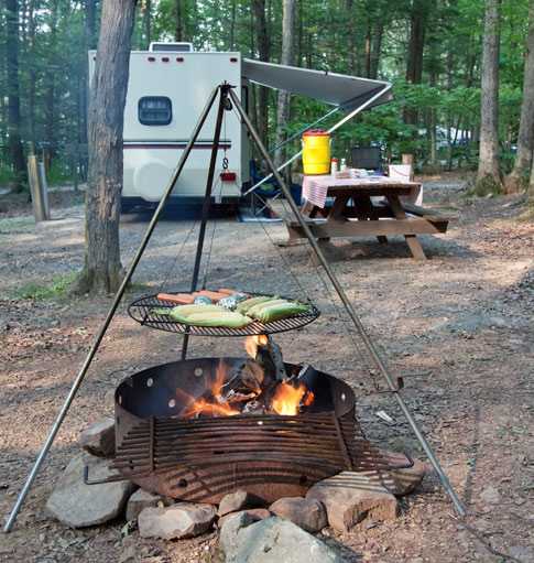 Camping Recipes & Meal Planning