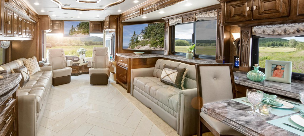 5 Of The World S Most Luxurious And Expensive Rvs Rv