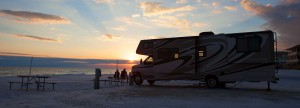 Spring Break Destinations: Top 5 Beachfront RV Parks!