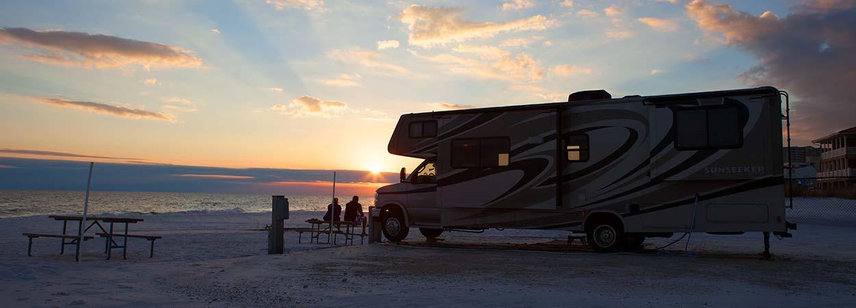 Spring Break Destinations: Top 5 Beachfront RV Parks!