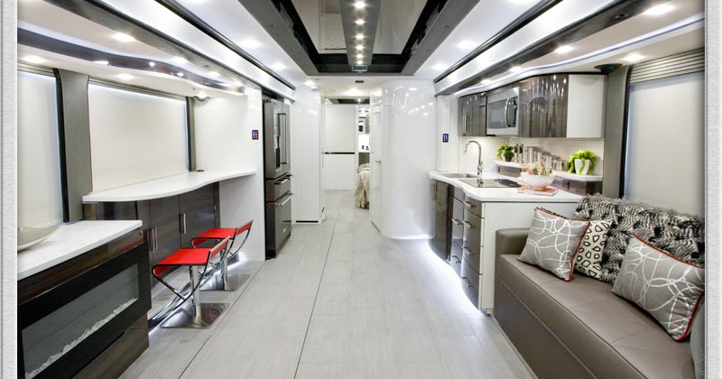 5 of the World\'s Most Luxurious (and Expensive) RVs ‹ RV Lifestyle ...