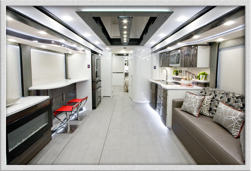 5 of the World\'s Most Luxurious (and Expensive) RVs | RV Lifestyle ...