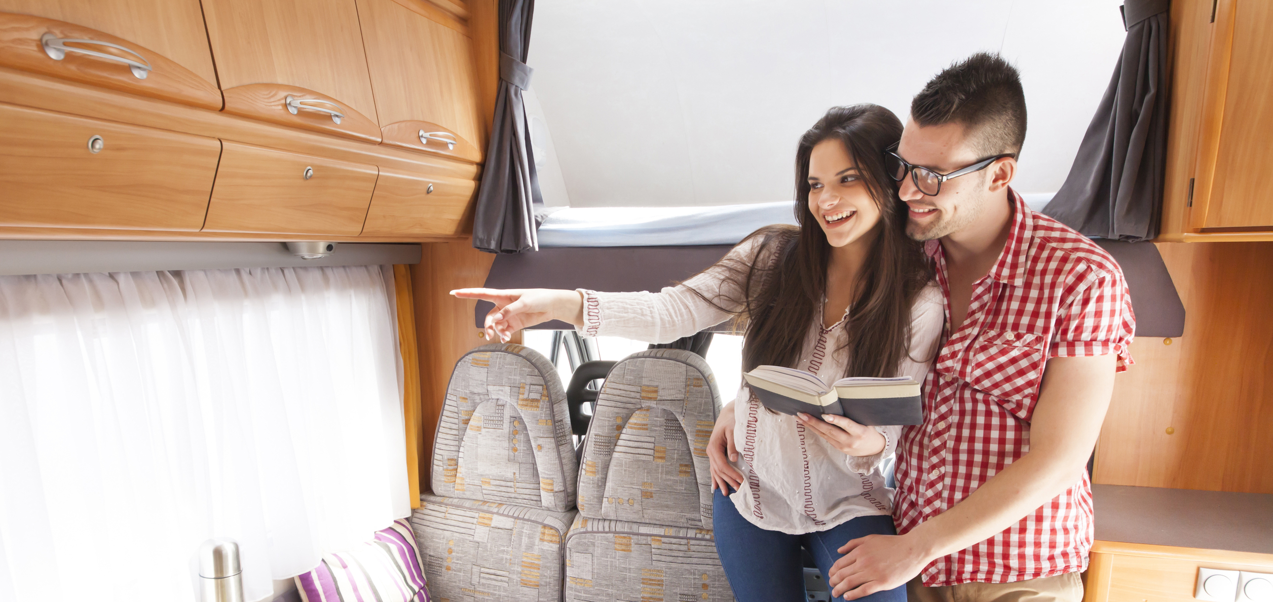 Friday Tip: 5 Steps to Finding Your Dream RV