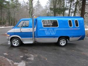 Throwback Thursday Vintage RV: 1974 Dodge Winnie Wagon