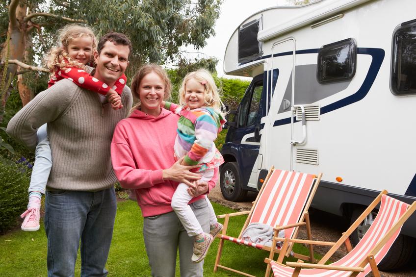 RV Travel Tips: Guide to Entertaining Kids