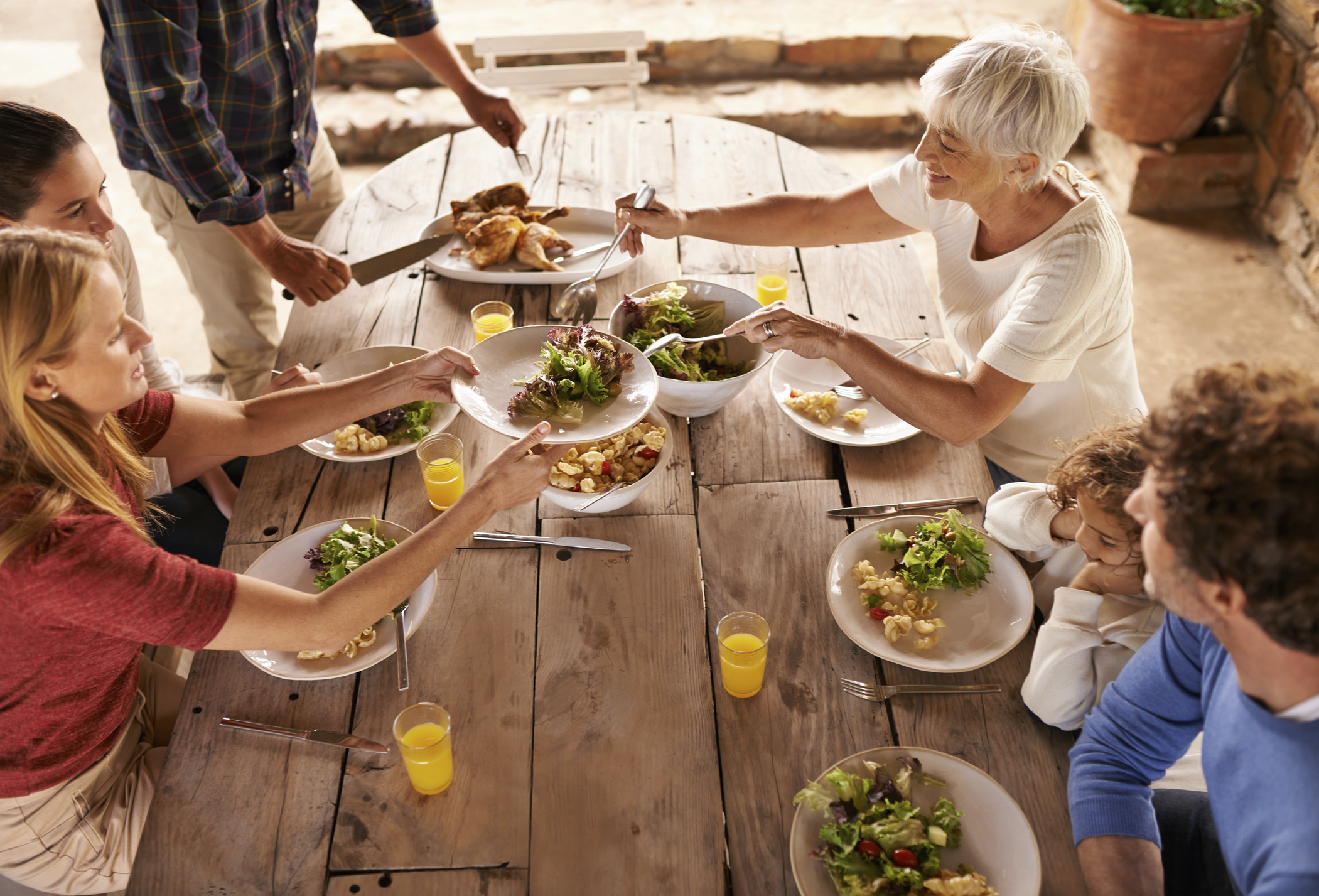 Travel Tips: Where to Camp for Thanksgiving