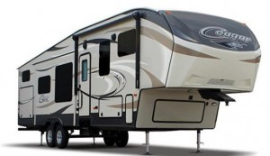 Featured RV of the Week: 2017 Keystone Cougar 337FLS
