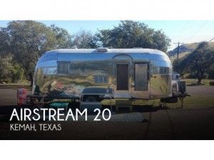 Throwback Thursday Vintage RV: 1954 Airstream Airstream 20