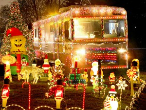 Great Christmas Lights on Display Around the USA to Visit With Your Loved Ones
