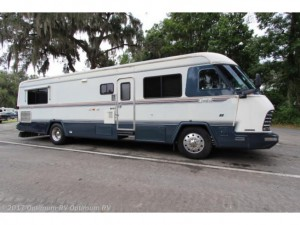 Throwback Thursday Vintage RV: 1989 Holiday Rambler