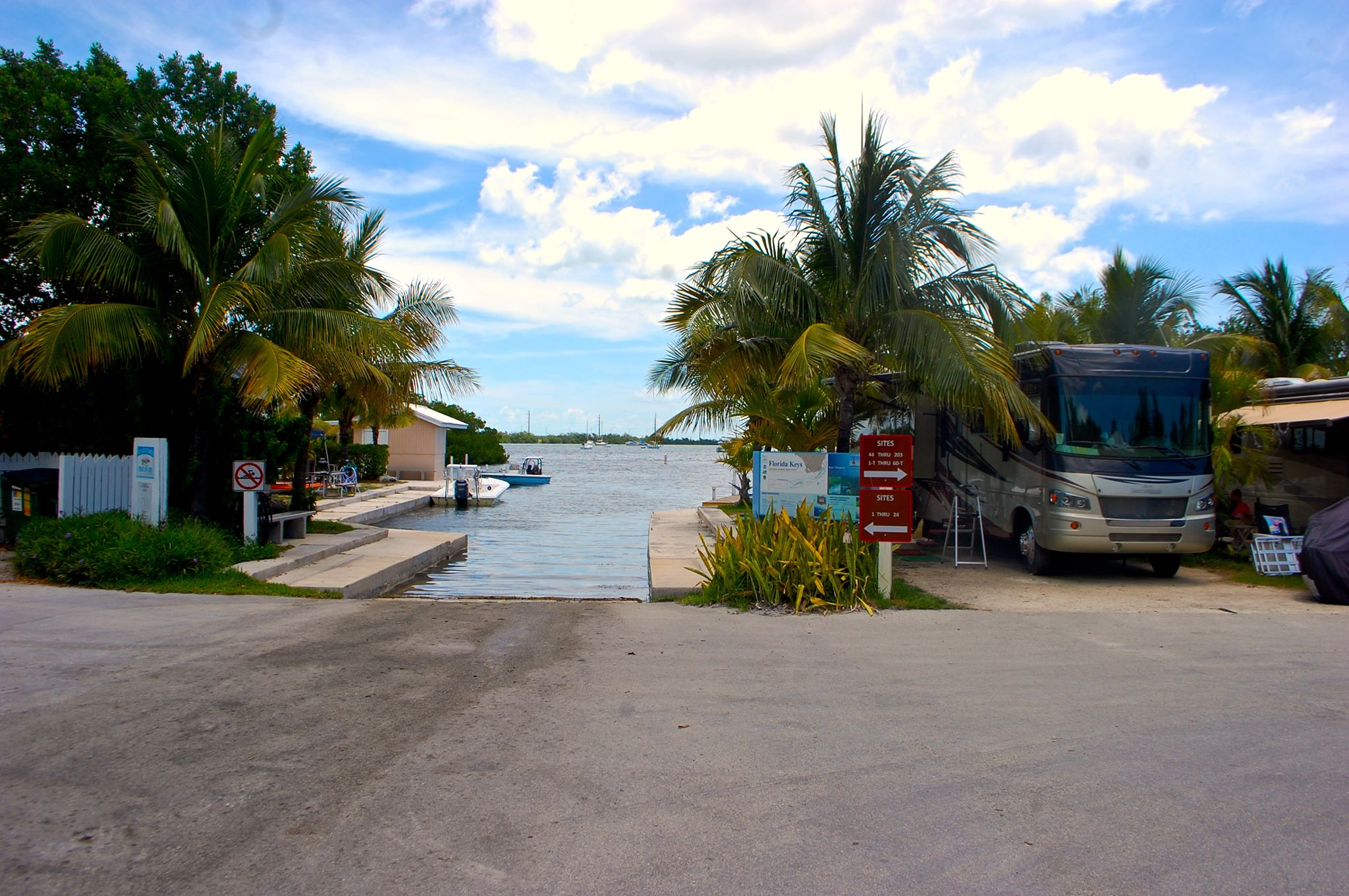 Travel Tuesday Featured Campground: Boyd's Key West Campground