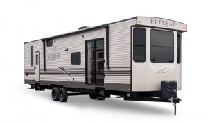 Featured RV of the Week: Keystone Retreat Destination Trailer