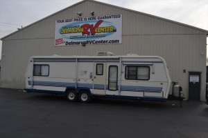 Throwback Thursday: 1992 Holiday Rambler Aluma-Lite TT 32FK