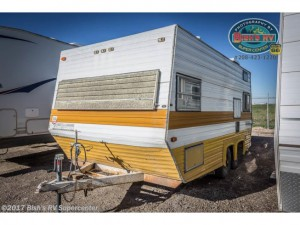 Throwback Thursday Vintage RV: 1976 Kit Road Ranger 1850