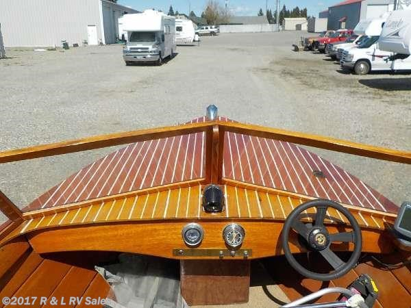 "Throwback Thursday Vintage ""RV"": 1959 Other 17′ Chetek Runabout"