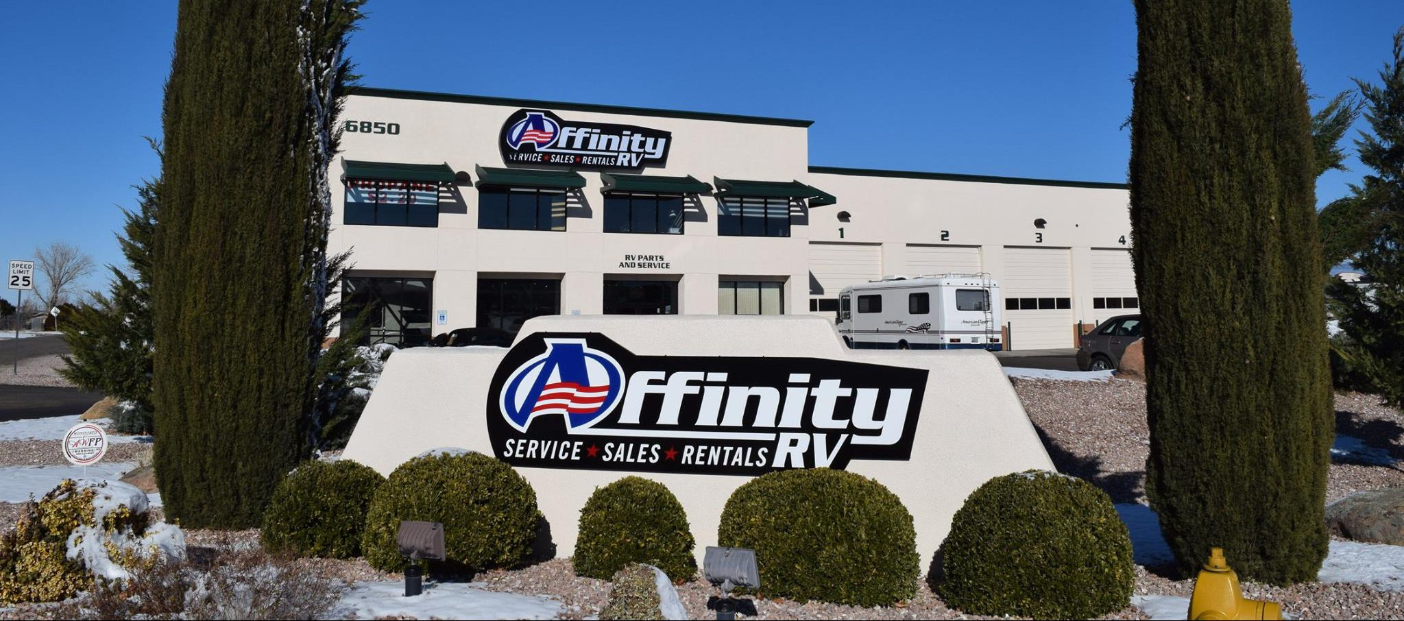 Featured RV Dealer: Affinity RV