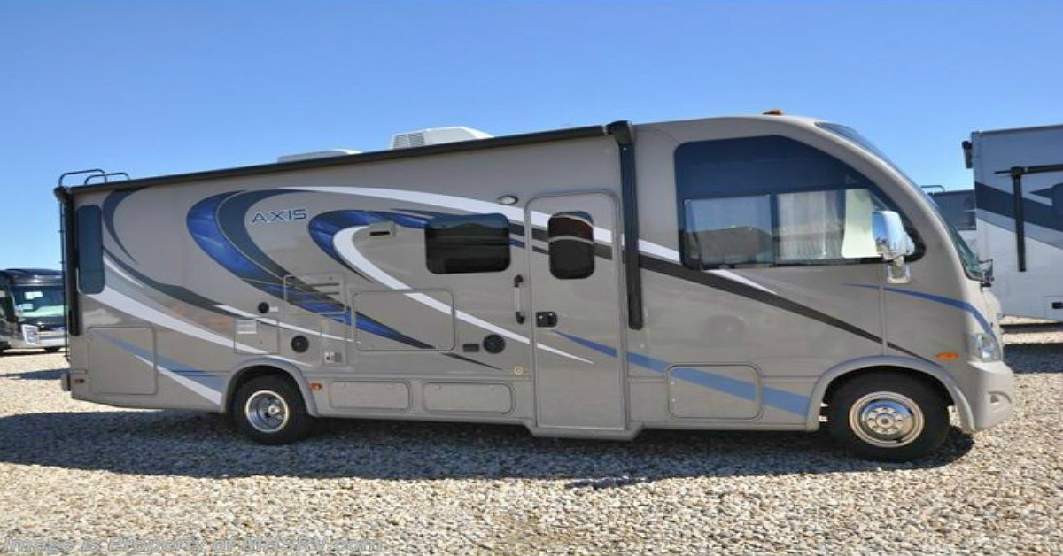 RV Find of the Week: Used Thor Motor Coach Axis 25.1 Class A
