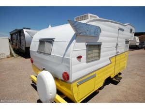 Throwback Thursday Vintage RV: 1962 Shasta Astrodome