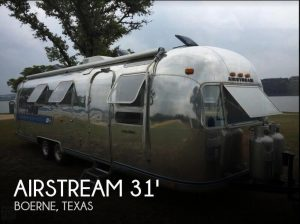 Throwback Thursday Vintage RV: 1975 Airstream Airstream Land Yacht Sovereign