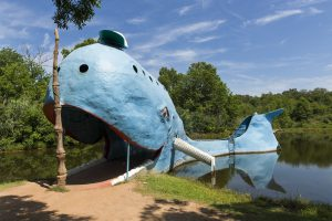 5 Wacky and Bizarre Roadside Attractions to Visit This Summer
