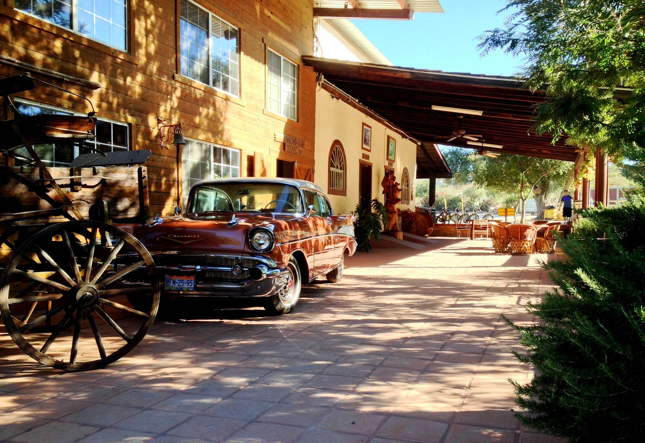 Travel Tuesday Featured Destination: Rancho Ojai Campground