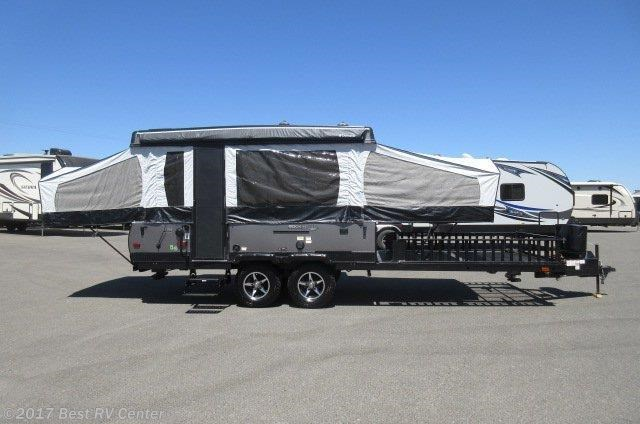 Featured Unit: 2017 Forest River Rockwood Extreme Sports Package 282TESP