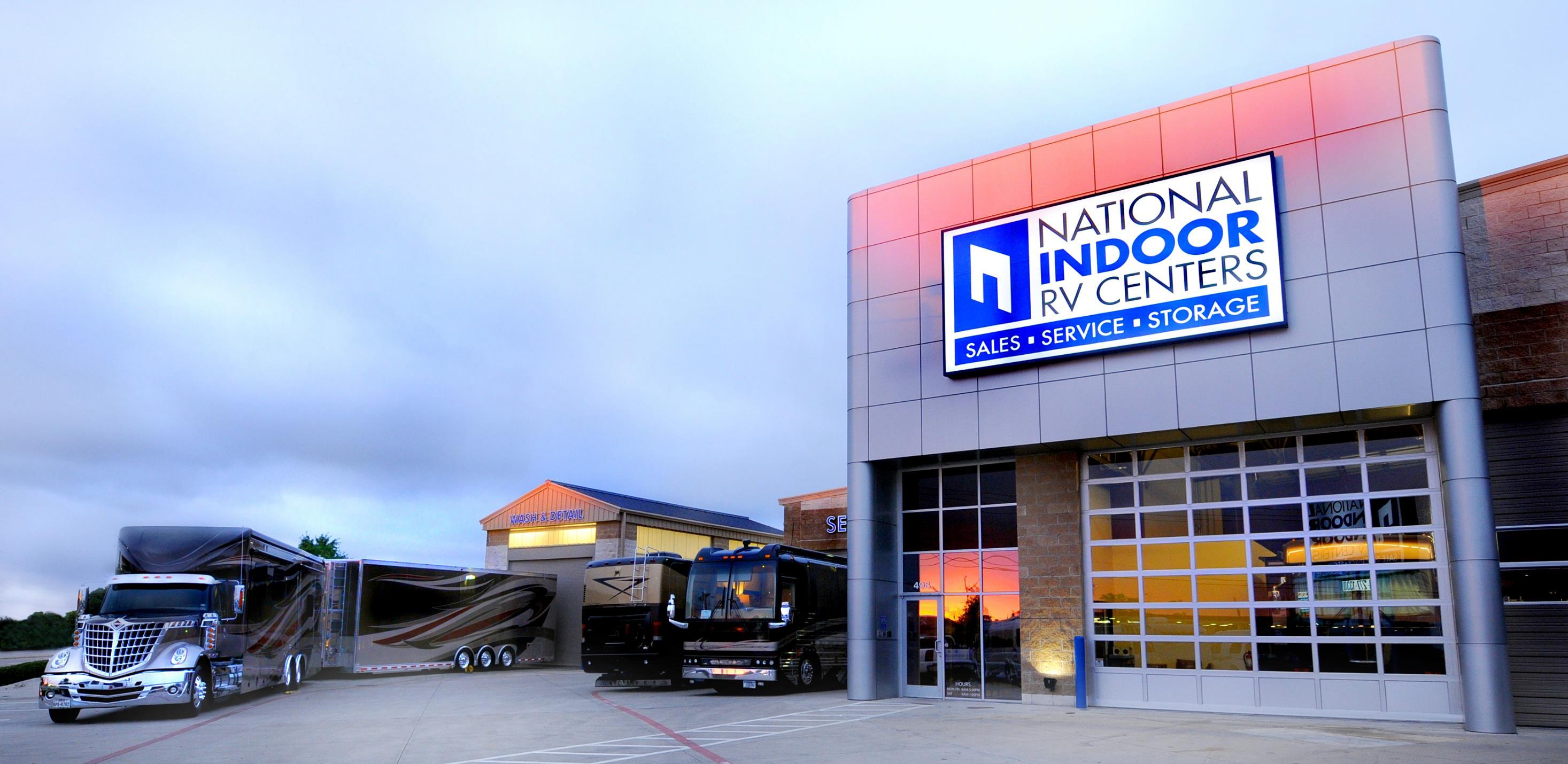 Featured Dealer: National Indoor RV Centers