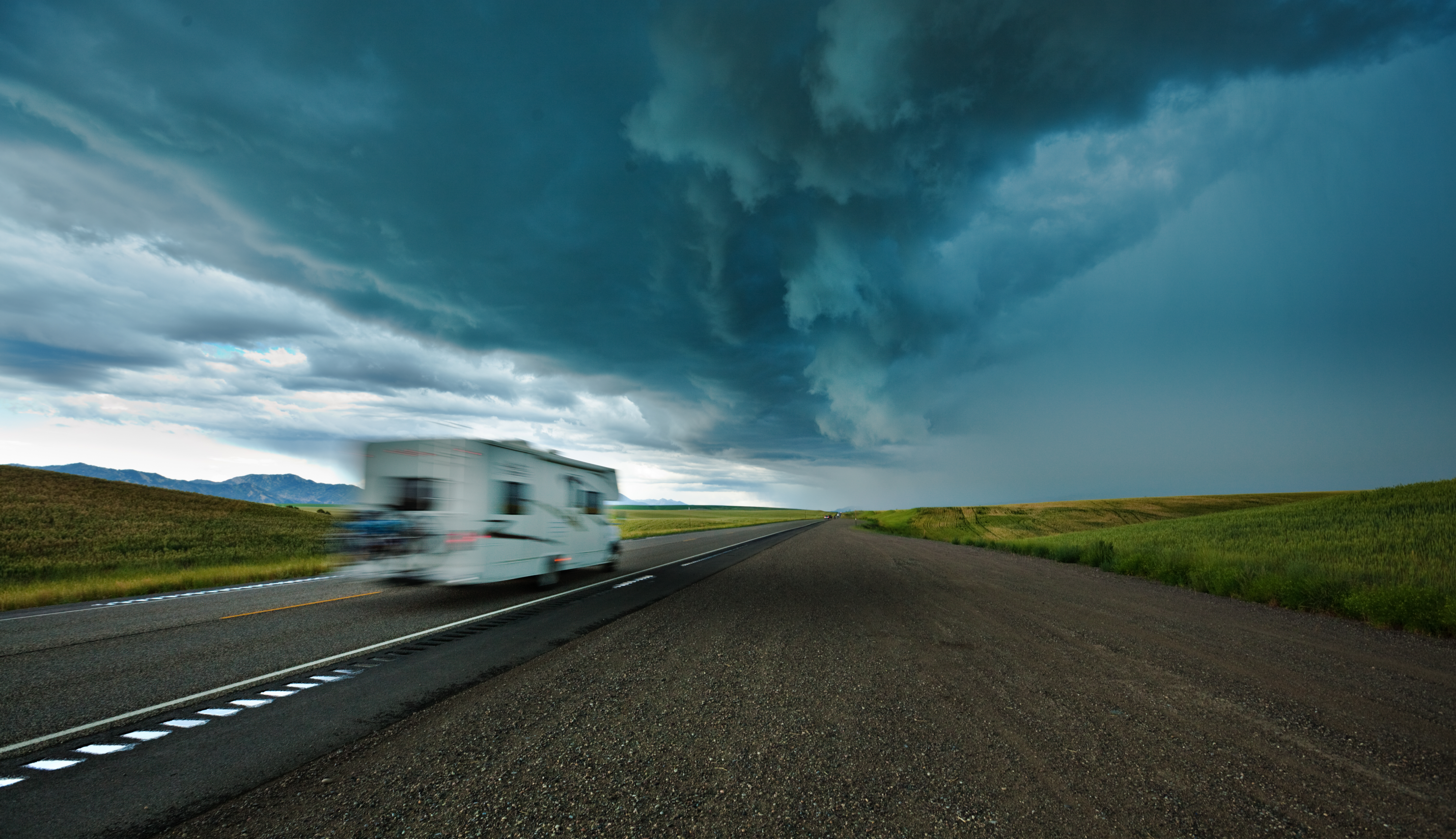 Storm Prepping for Your RV