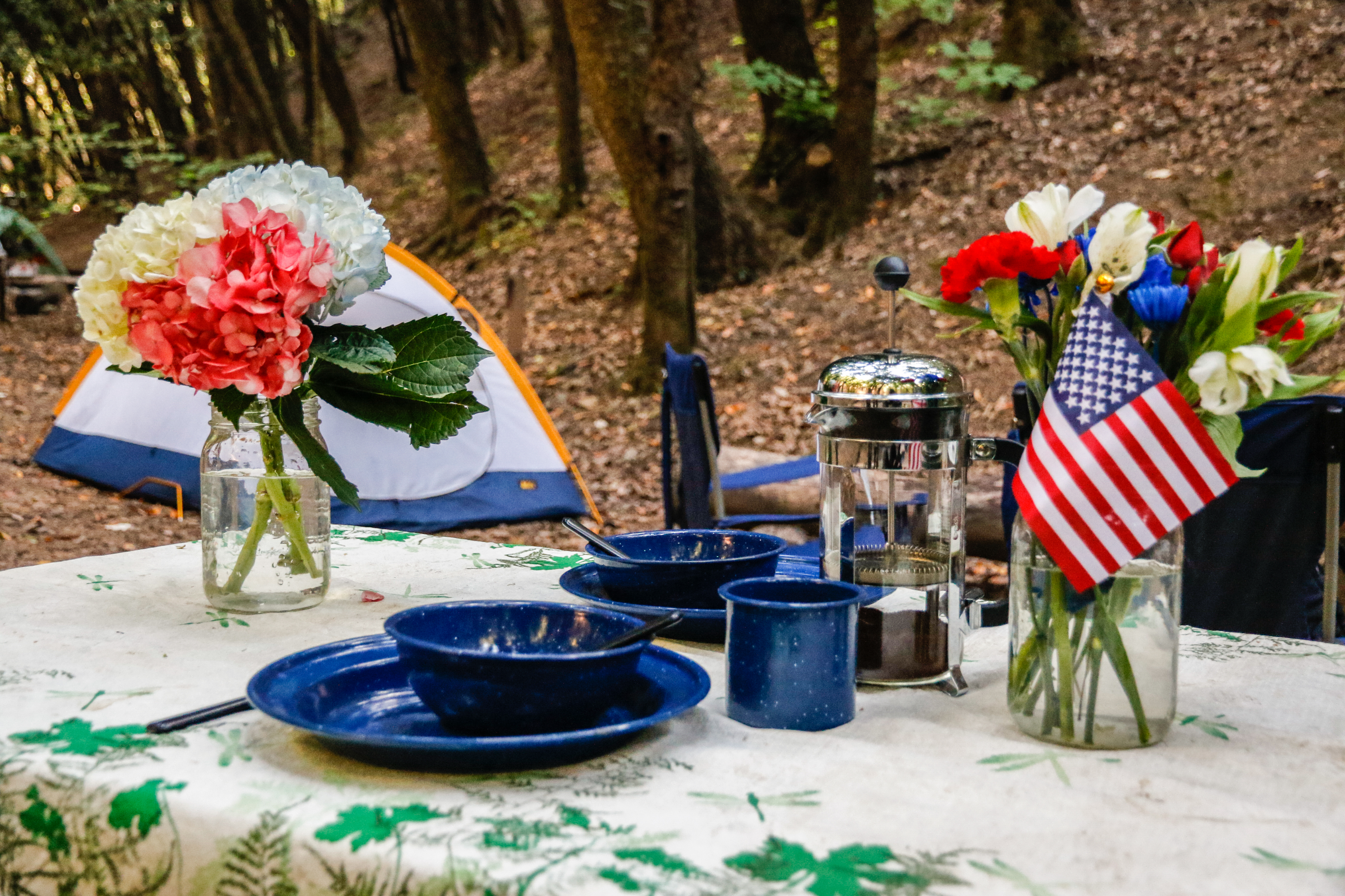 Travel Tuesday: How to Celebrate Fourth of July in your RV