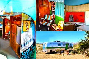 Throwback Thursday Vintage Campground: Kate's Lazy Desert