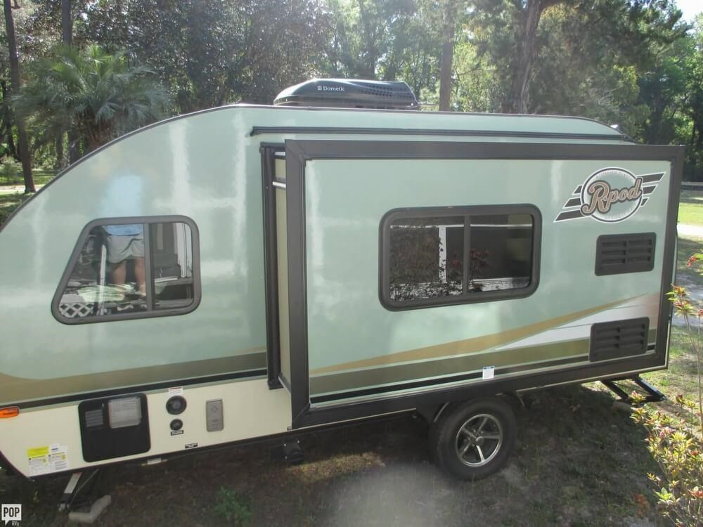 RV Find of the Week: Used 2017 Forest River R-Pod 179