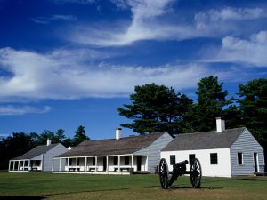 Travel Tuesday Featured Campground: Fort Wilkins Historic State Park