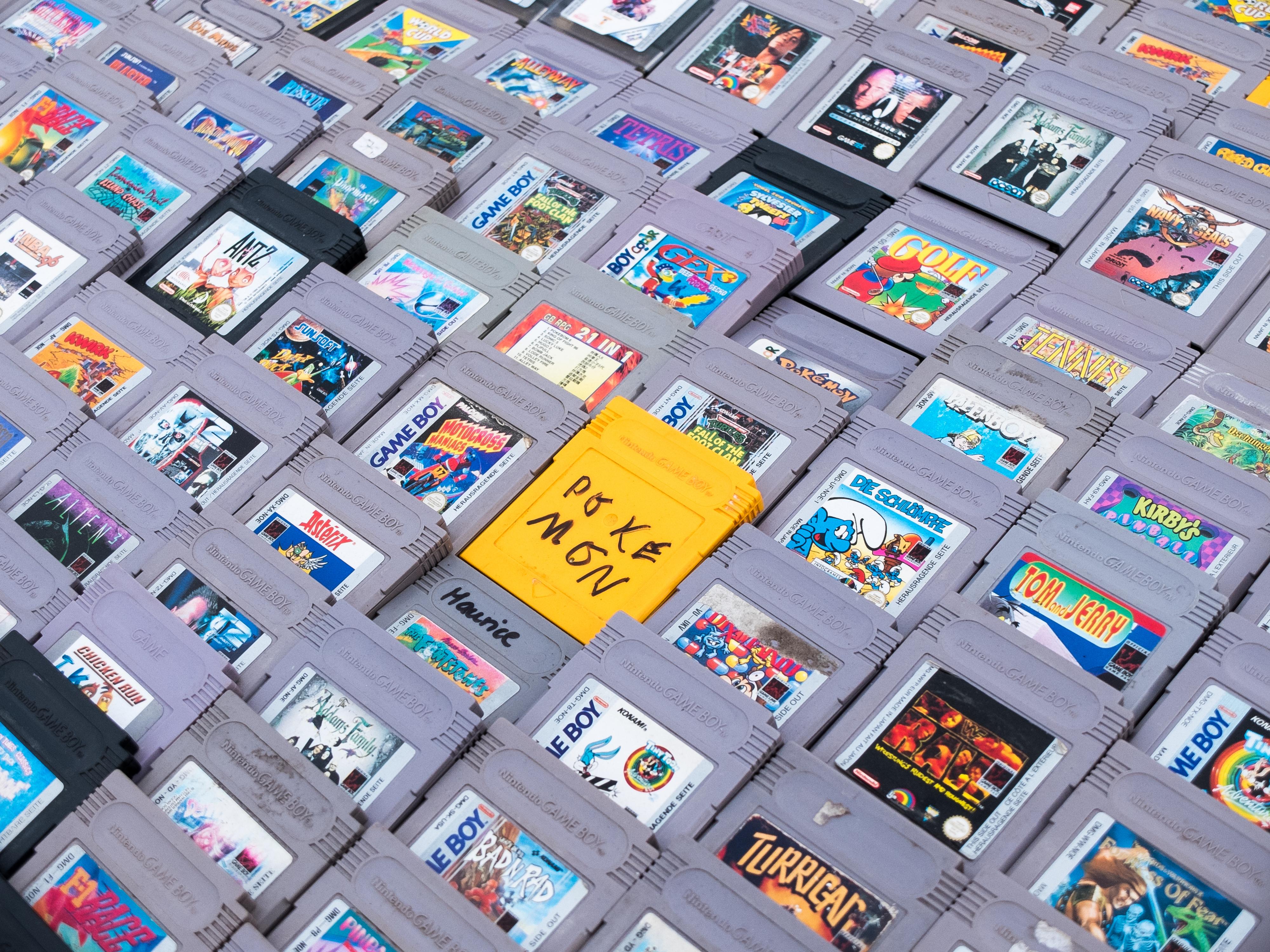Top 7 Retro Video Games: #ThrowbackThursday