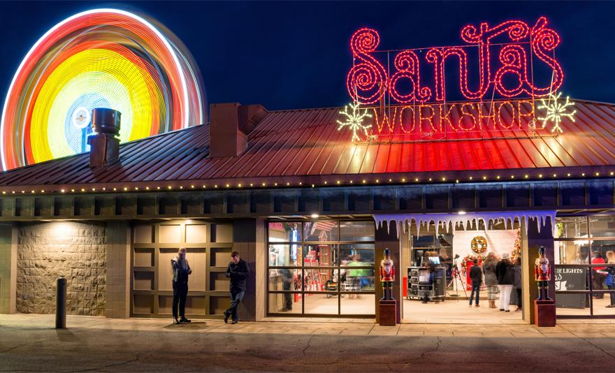 MAGICAL NIGHTS OF LIGHTS Santas Workshop