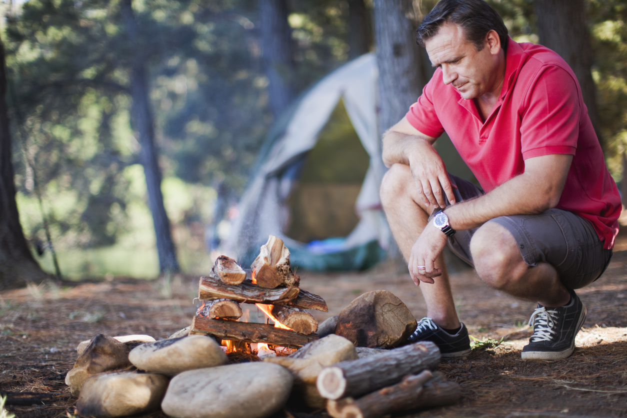 Creative Ways To Start A Fire When Camping
