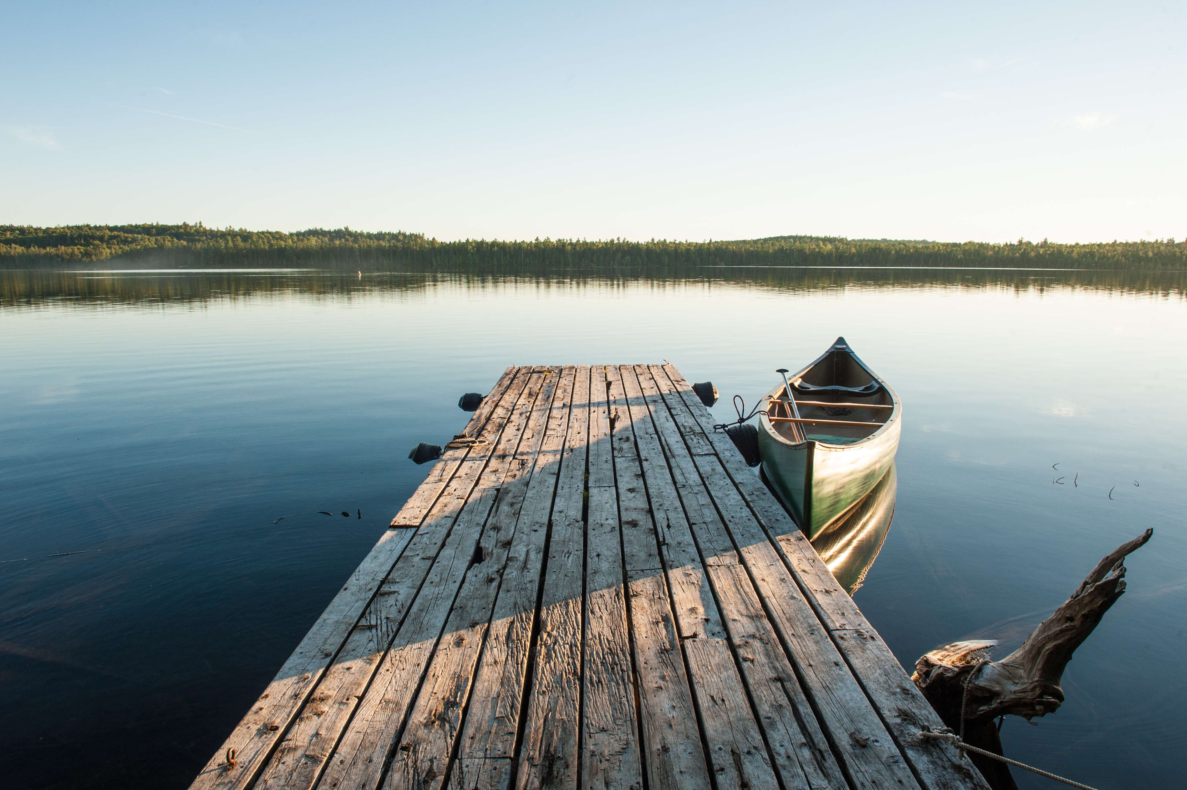 Travel Tuesday: Fishing in the North Woods of Maine