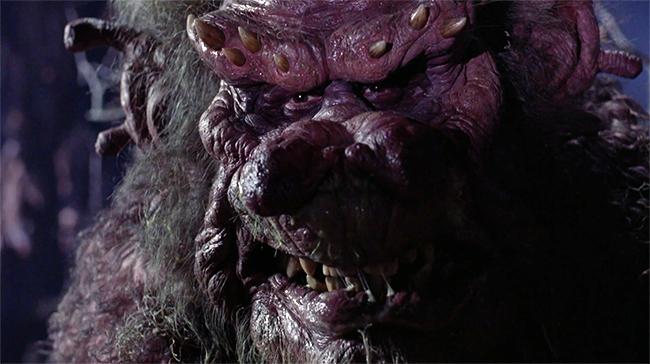 Trantor the troll