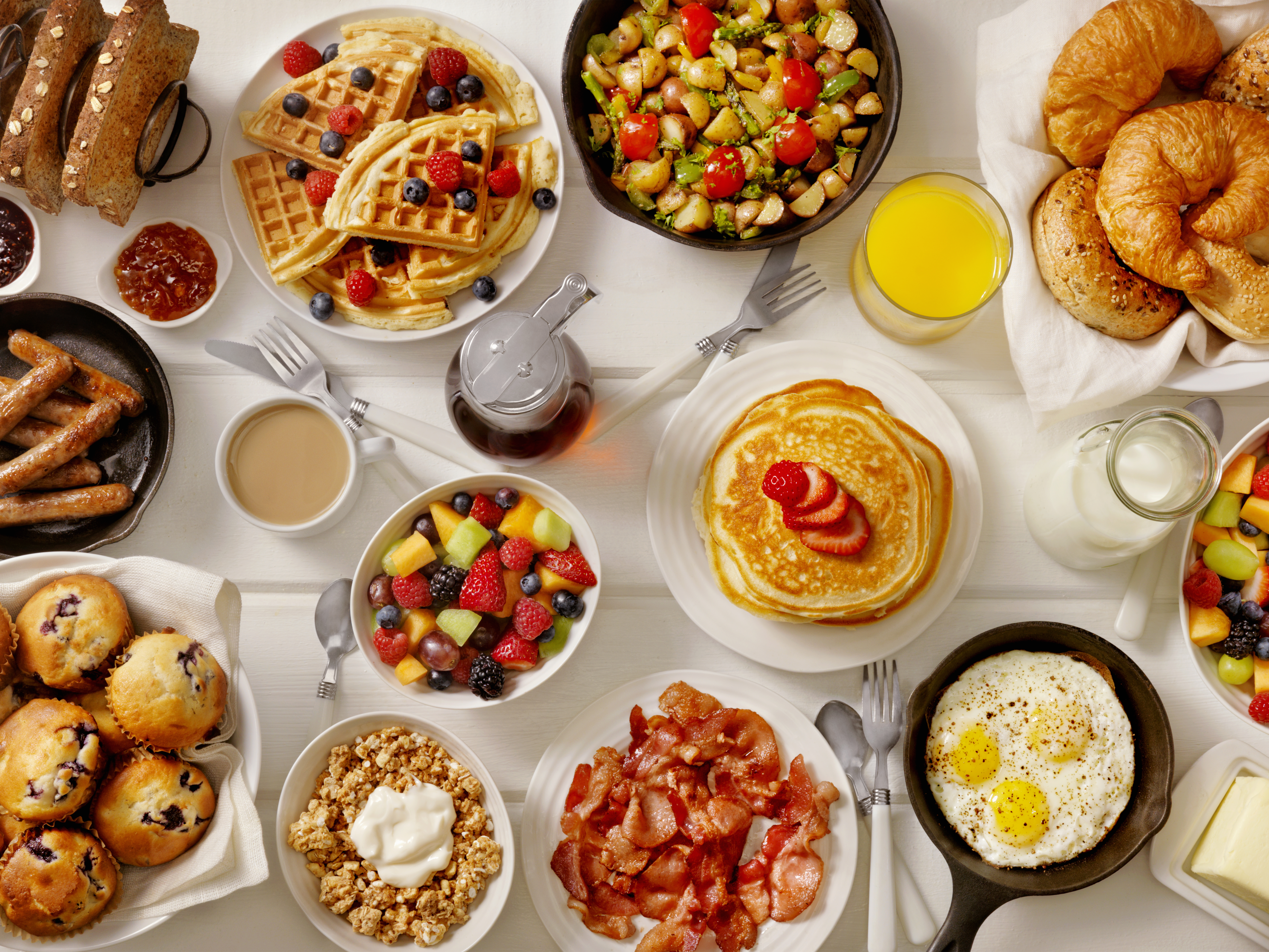 Great Breakfast Ideas to Make Your Morning Amazing