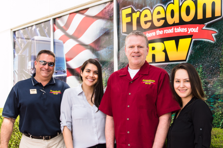 Featured Dealer of the Week: Freedom RV