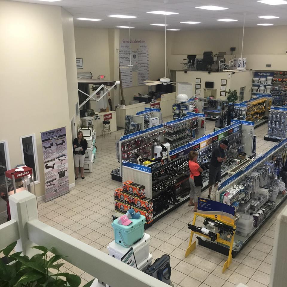 Ocean Grove RV Supercenter parts