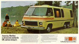 #ThrowbackThursday RV Spotlight: 1973 GMC 26