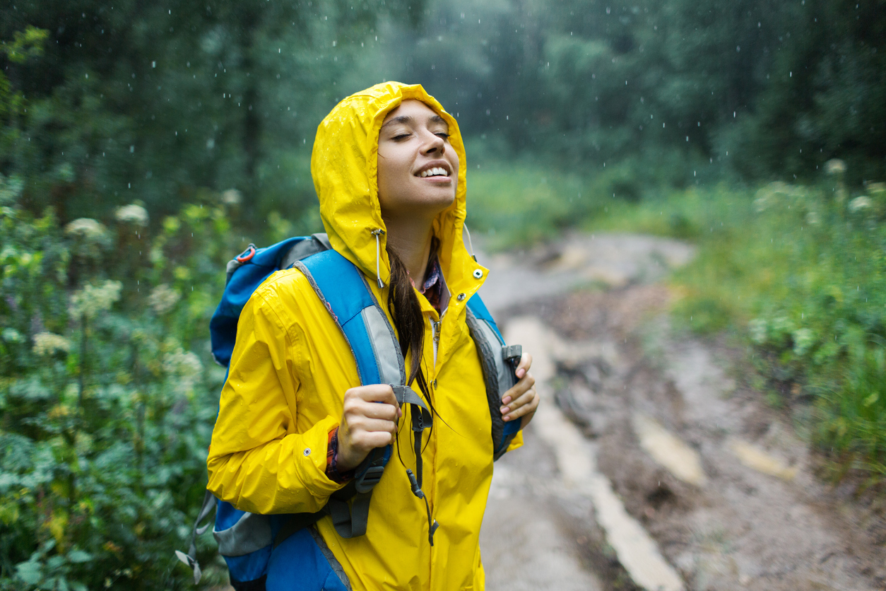 Good Hiking Trails to Get Fit for Your New Year's Resolution
