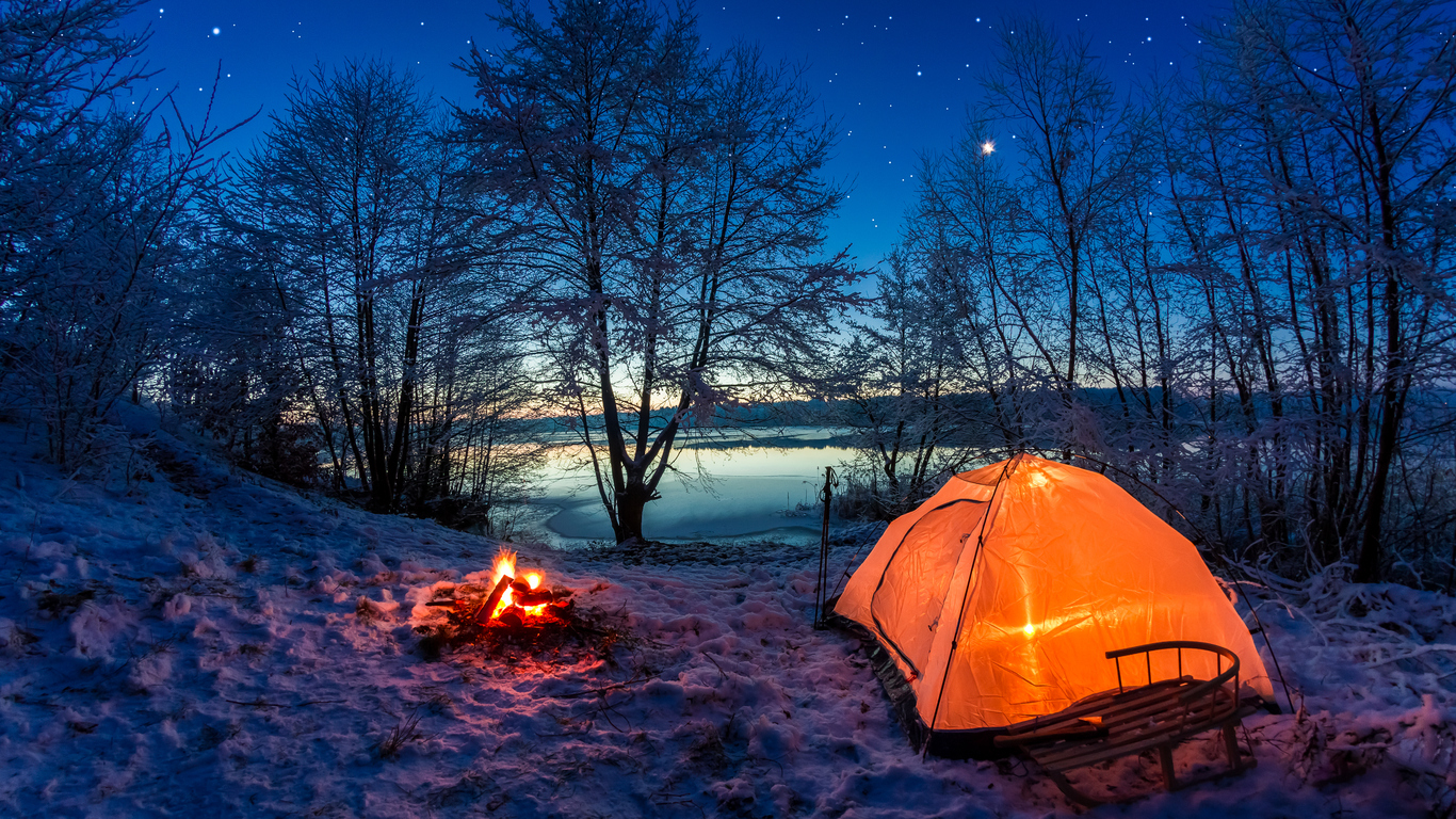 How to Sleep Comfortable During Winter Camping Trips