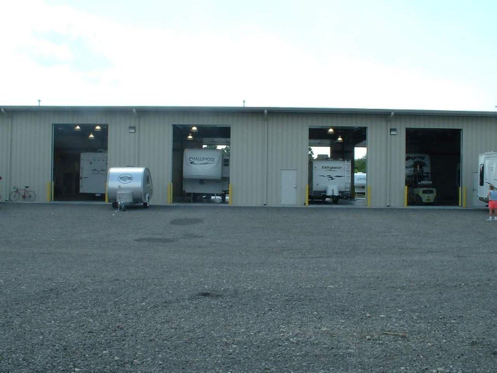 Tiara RV Sales Service Center