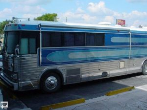 #ThrowbackThursday RV Find: 1969 MC-7 Bus Conversion