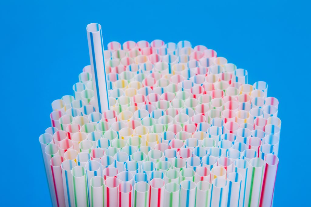 drinking straws for straw-phone