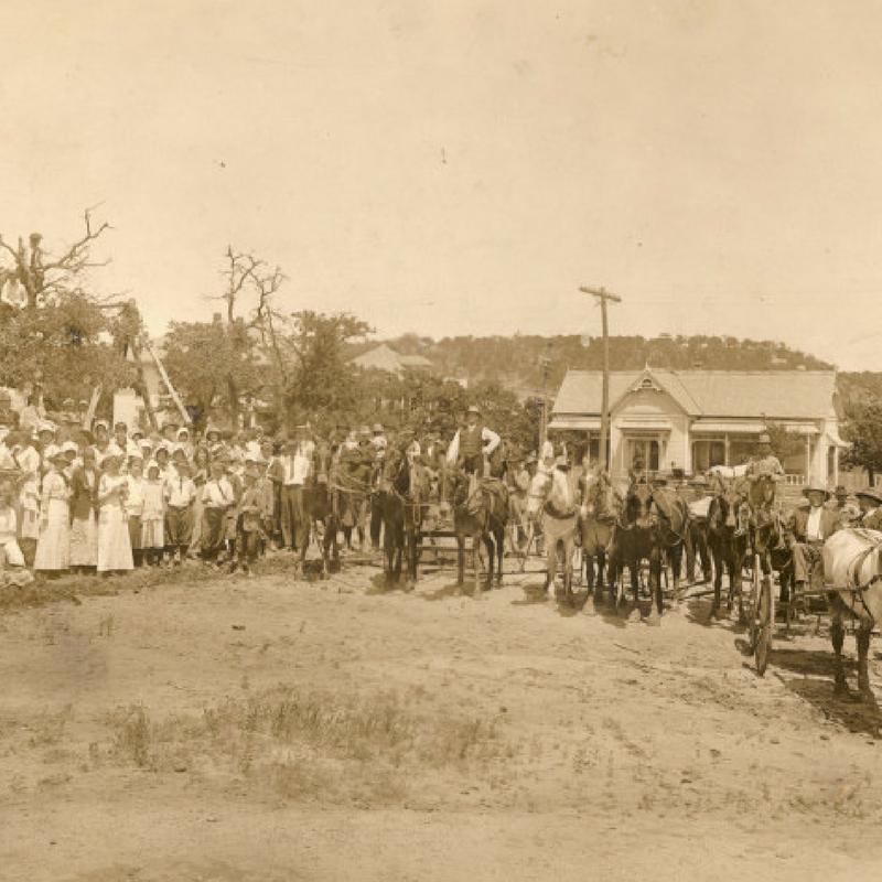 Mineral Wells Texas 1914