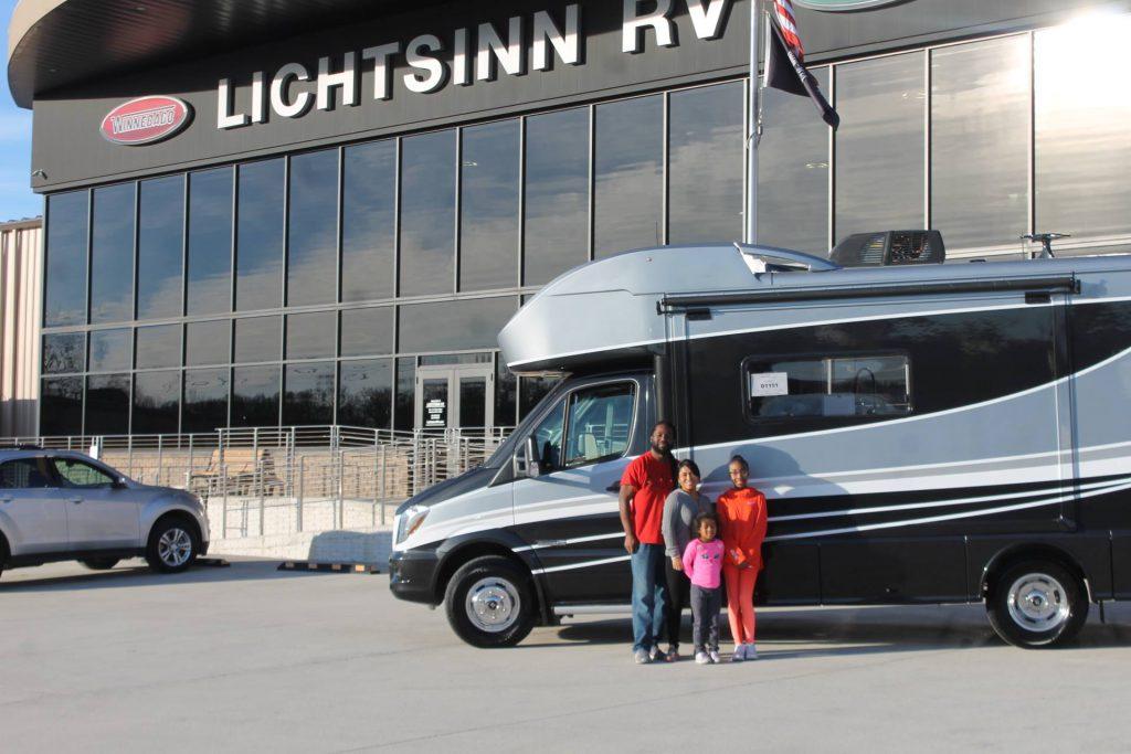 Lichtsinn RV customers