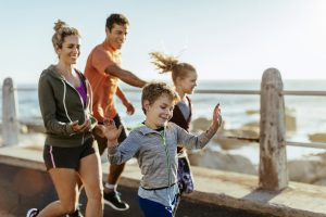 6 Ways to Keep in Shape on the Road
